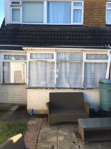 Ashford Conservatory Before