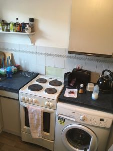 Kennington Ashford Kitchen (Before)