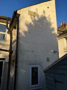 Ashford Home Extension (Before)