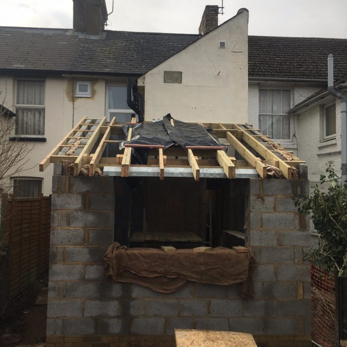 Home Extension (Work in Progress)