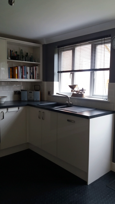 Fitted Kitchen (Ashford)