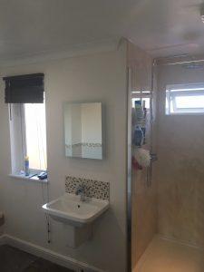 Singleton Ashford Shower Room (After)