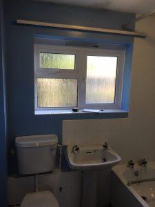 Tenterden Bathroom (Before)